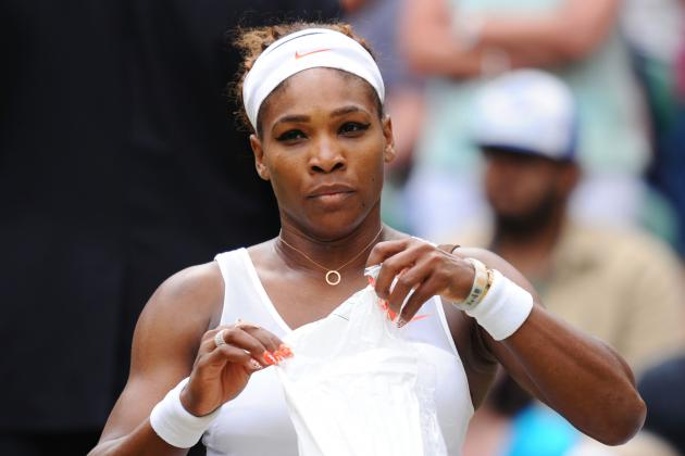 Tumultuous 2013 Wimbledon Claims Its Biggest Fish Yet in Serena Williams Upset