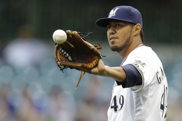 Yovani Gallardo's No-Trade List