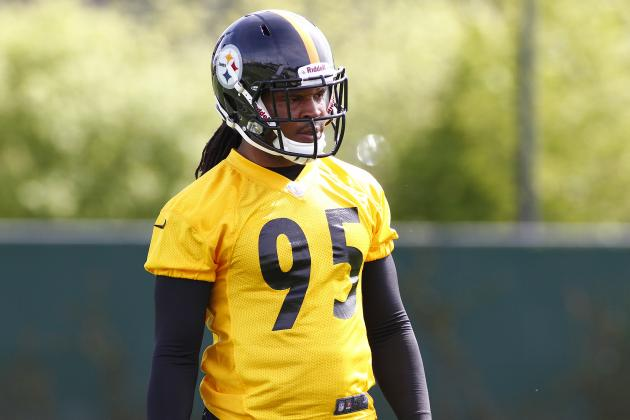 Jarvis Jones to Start as Rookie for Pittsburgh Steelers?