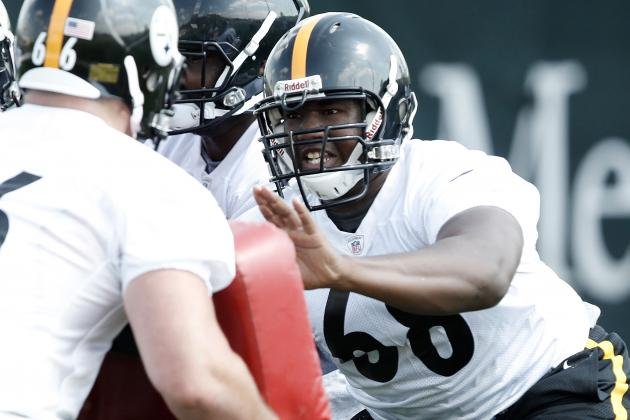 Should the Steelers Consider Only Keeping 7 O-Linemen on Their 53 Man Roster?