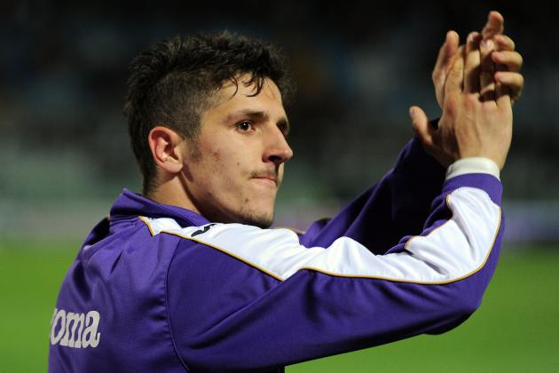 Jovetic Linked to Real Madrid