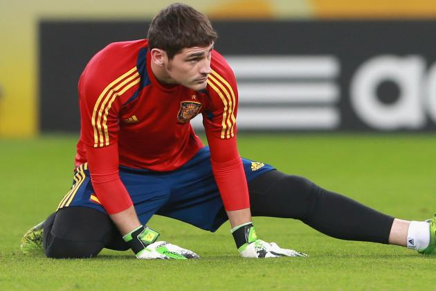 Iker Casillas Admits Diego Lopez Deserves to Be Real's No. 1