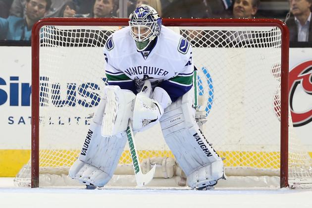 Schneider Never Thought Canucks Could Deal Luongo
