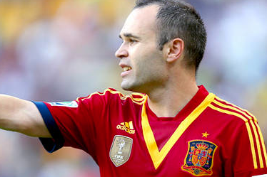 Iniesta Criticizes Referee Performance