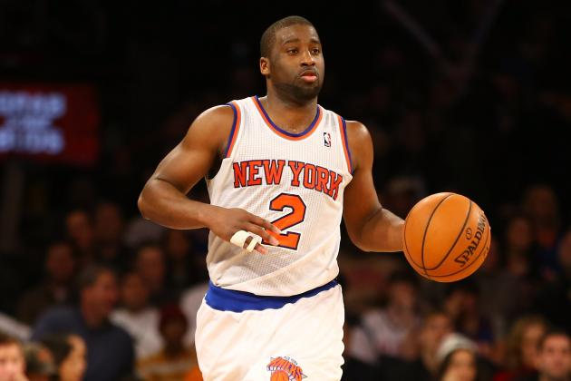 Why Raymond Felton Will Be NY Knicks' Most Critical Piece in 2013-14 Season