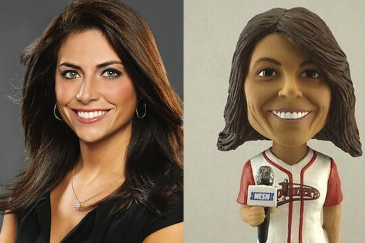 This Jenny Dell Bobblehead Does NOT Capture Jenny Dell's Hotness PHOTOS