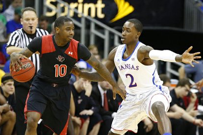 Former KU Guard Rio Adams Transfers to Ohio