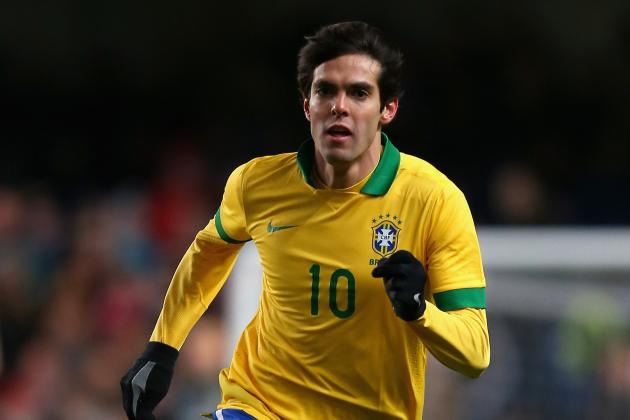 Source Denies Red Bull Target Kaka Set to Move to Brazil
