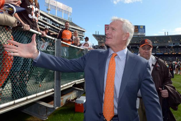 Browns Owner Jimmy Haslam's Company Reportedly Has $4 Billion in Debt