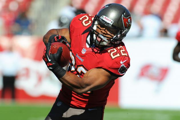 Why Doug Martin Should be the Top Pick in Fantasy Football Drafts in 2013