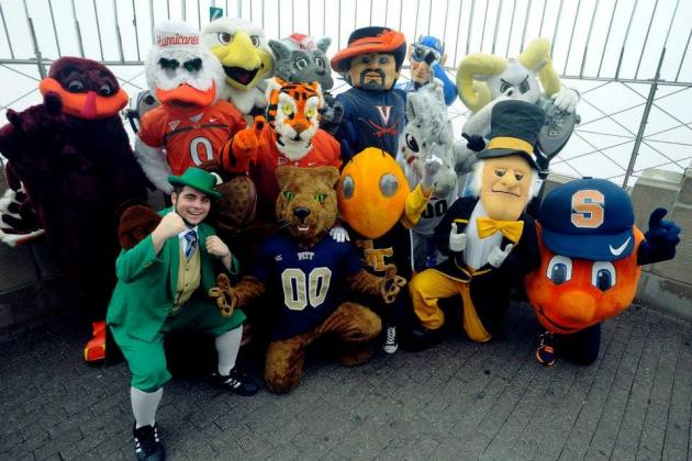 ACC New Members: Mascot Tour of New York City