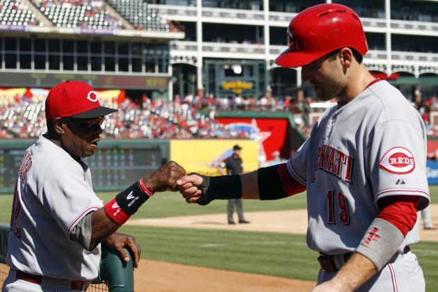 Cincinnati Reds vs. San Francisco Giants: Series Preview, Notes and Analysis