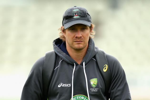 Australia Will Open with Shane Watson and Chris Rogers at Trent Bridge