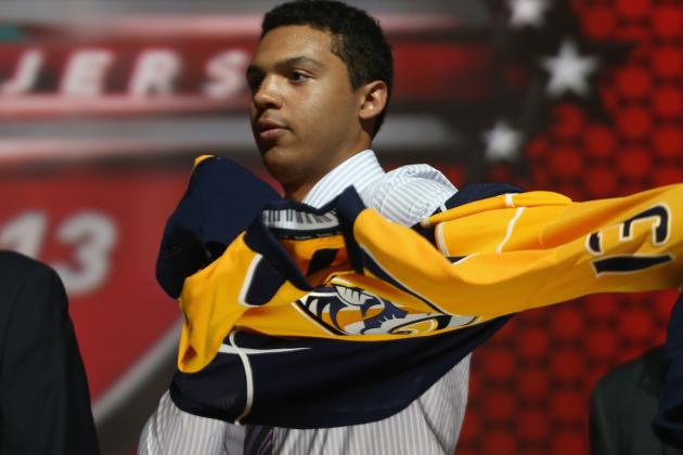 Nashville Predators' Drafting of Seth Jones Makes Them Winners in the Draft