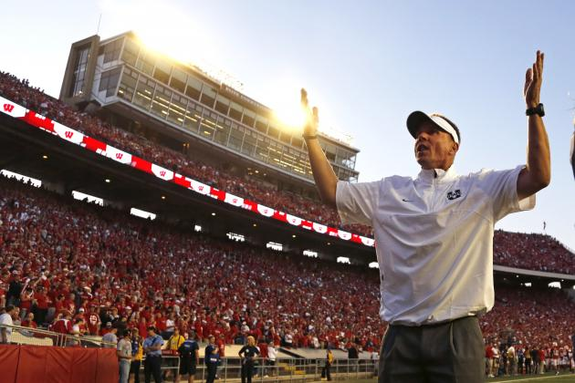 Steele Projects Wisconsin, LSU to Capital One Bowl
