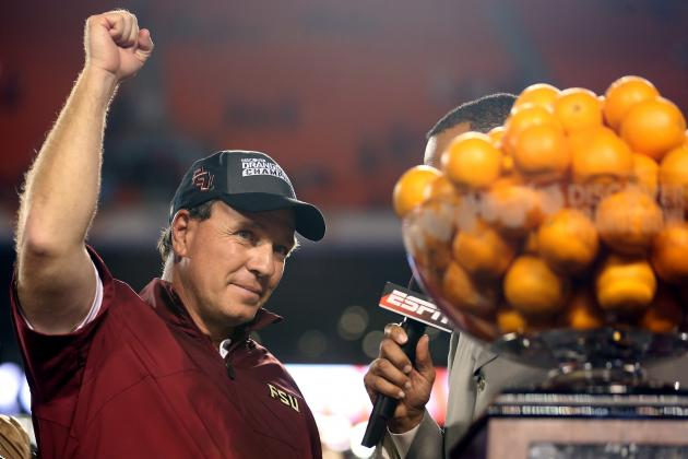 High Expectations Have Returned for Jimbo Fisher and Florida State