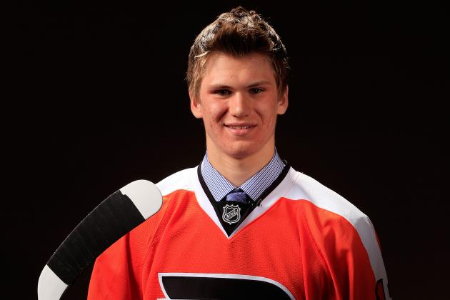 Flyers Pick Six at 2013 NHL Entry Draft