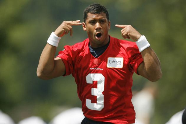 Russell Wilson in Wisconsin; ESPN Lays Out Bright Future