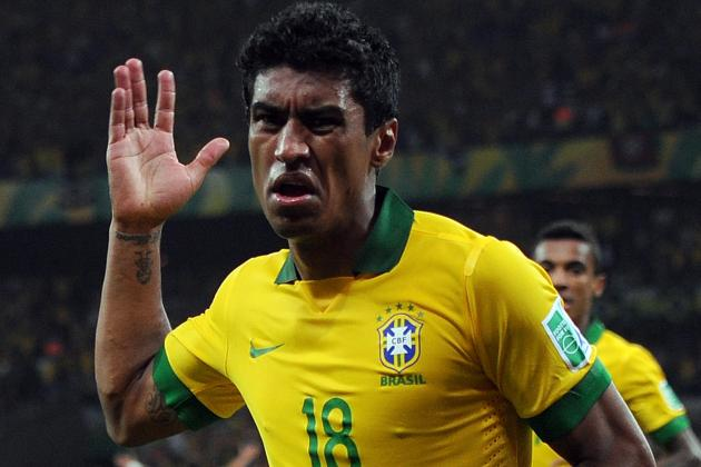 Tottenham Transfer News: Corinthians Confirm Paulinho Will Sign For Spurs