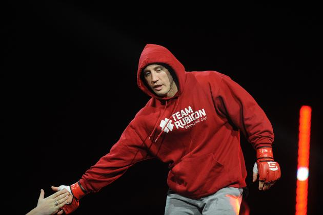 Tim Kennedy Squirms on Fighter Pay Issue, Says He'll
