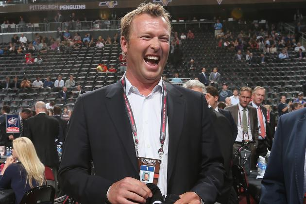 Brodeur and Schneider Will Be a Perfect Pair in New Jersey