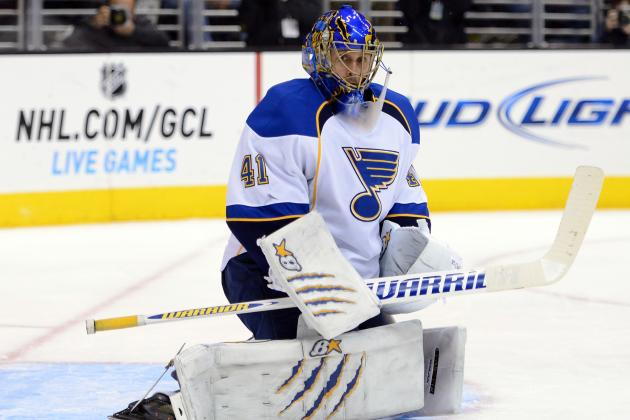 NHL Trade Rumors: Latest Intel on Jaroslav Halak, TJ Galiardi and James Neal