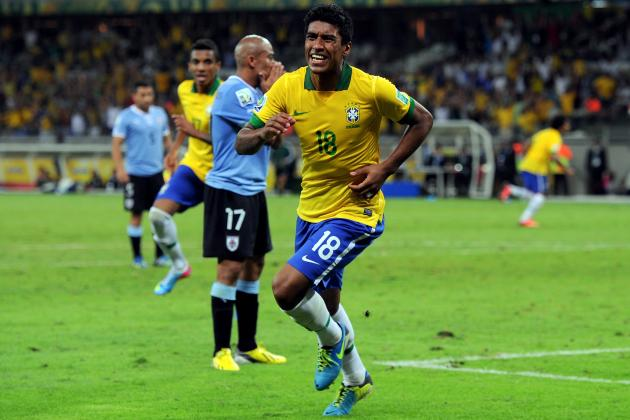 Spurs Hoping Paulinho Continues Meteoric Rise at White Hart Lane