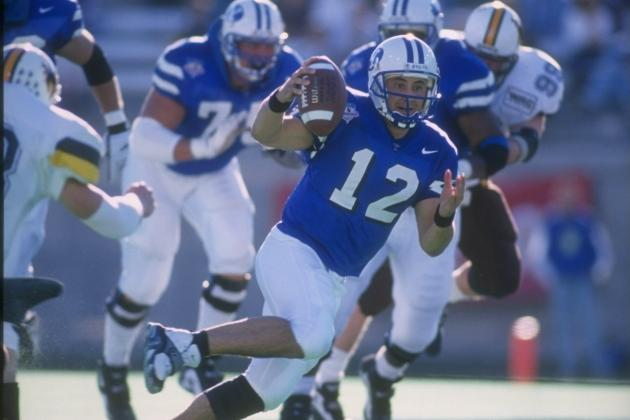 BYU Football: Quarterback Struggles Are Nothing New for 'QB U'