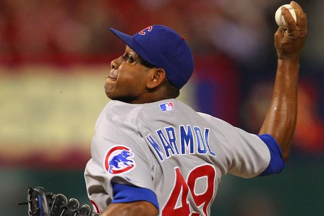 Report: Dodgers, Cubs Close to Marmol Trade