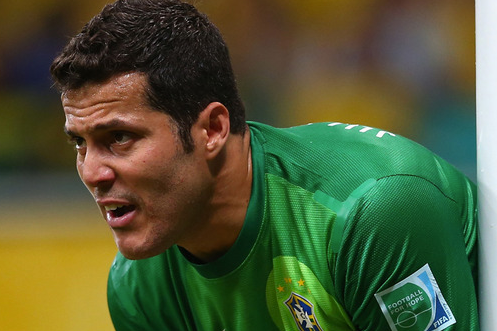 Arsenal Target Julio Cesar Hints at Desire to Stay in London