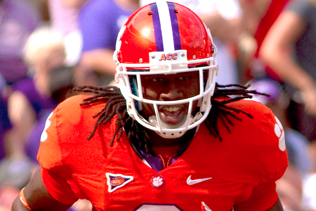 Sammy Watkins' Jab at UGA Should Serve as Reminder to Tread Lightly in Offseason