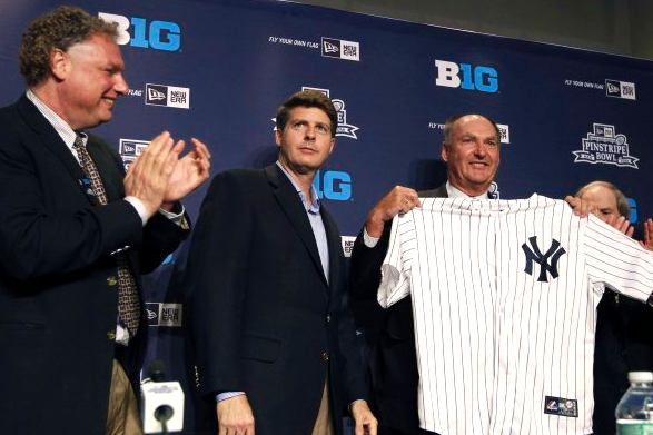 The Big Ten Is Being Aggressive and Is Right to Try to Conquer the Big Apple
