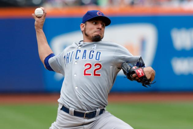 Matt Garza Trade Rumors: Breaking Down Latest Buzz Surrounding Cubs Right-Hander