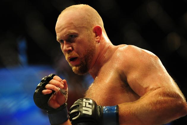 UFC 162: Tim Boetsch Ready for Battle with Mark Munoz