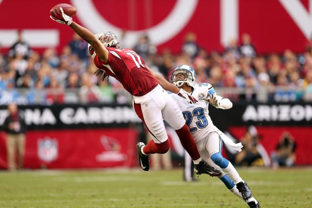 Larry Fitzgerald Will Be a Fantasy Stud Again in 2013