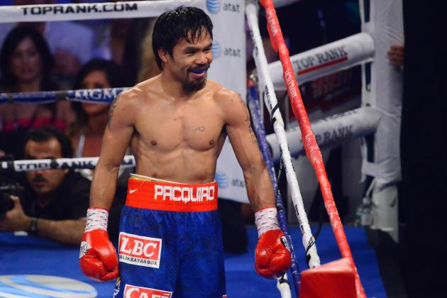 Manny Pacquiao Should Ignore Floyd Mayweather's Verbal Jab