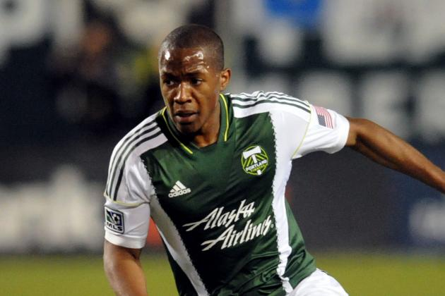 Timbers Sign Nagbe and Three Others to Contract Extensions