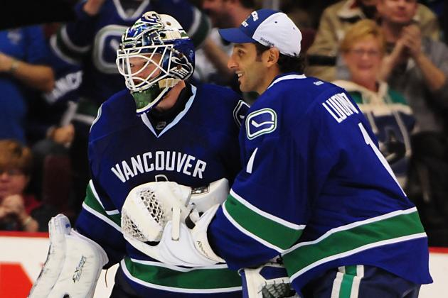 Luongo Tweets His Support for Schneider in New Jersey