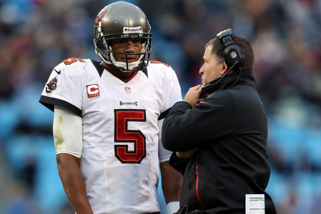 Schiano Reiterates That Josh Freeman Is the Tampa Quarterback