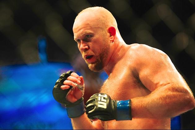 UFC 162: Tim Boetsch Ready for Battle with Mark Munoz