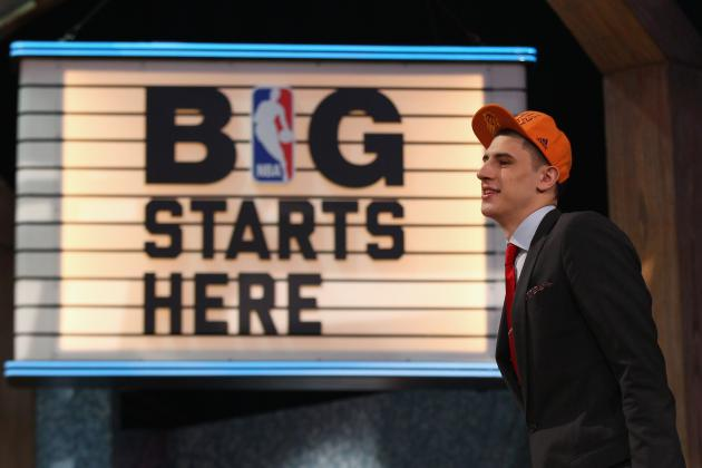 Grading Phoenix Suns' 2013 NBA Draft Decisions