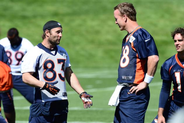 Will Manning-Welker Connection Surpass the Brilliance of Brady-Welker?
