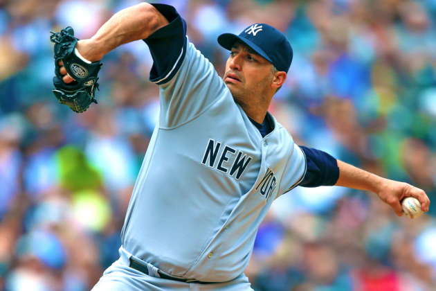 Andy Pettitte Passes Whitey Ford For Most Strikeouts in Yankees History