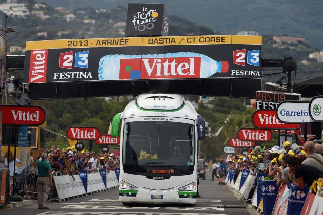 Tour De France 2013: Early Non-Cycling Drama Has Helped Pique Fan Interest