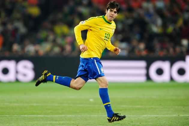 Could Kaka Rejuvenate World Cup Hopes with Sao Paulo Return?