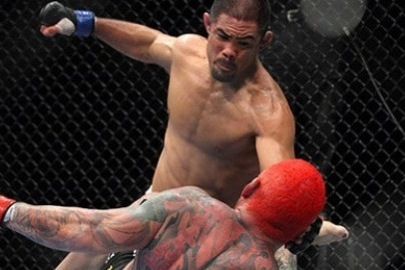 Mark Munoz Not Close to 100 Percent Against Chris Weidman but Has No Regrets
