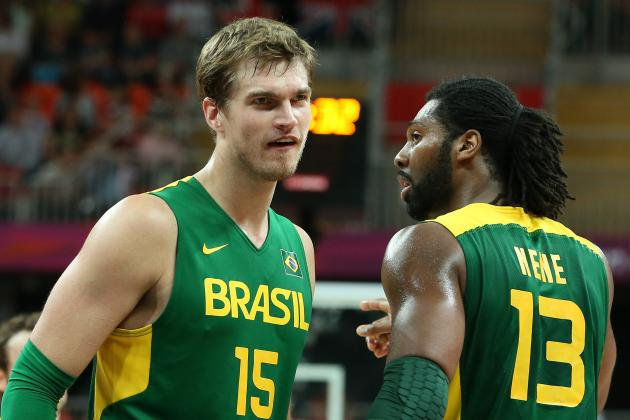 Splitter Won't Suit Up for Brazil This Summer