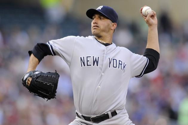 Andy Pettitte Becomes New York Yankees' All-Time Strikeout Leader