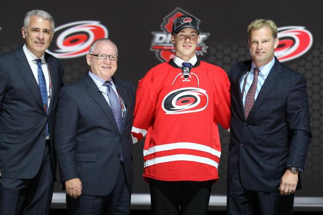 NHL Draft 2013: Biggest Takeaways from Carolina Hurricanes' Draft