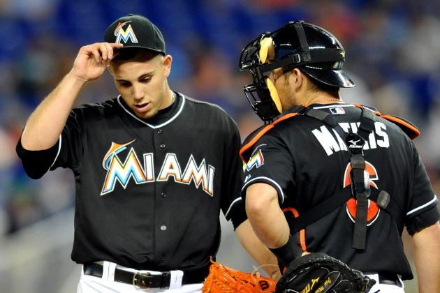 Miami Marlins Get Another Gem by Jose Fernandez